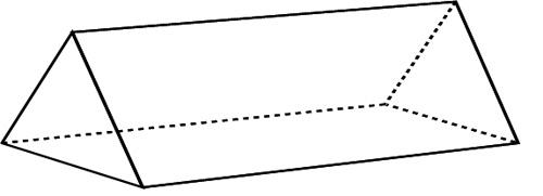 Image of a triangular